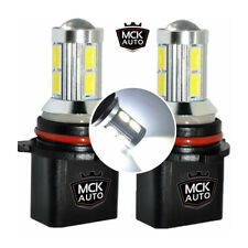 9SMD Ford Mustang Daytime Running Lights LED Bulbs Canbus DRL P13W Xenon CREE