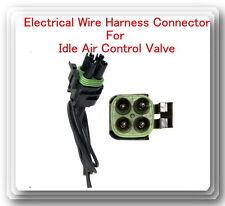 IAC Idle Air Control Valve Harness Connector Repair Harness 85-93 TPI LT1