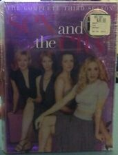 HBO Sex And The City Complete 3rd Season Dvd Set 2002