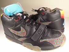 Nike Air Trainer 1 Mid PRM NPCE QS Victor Cruz Black Rare SZ 9.5 (623912-001)