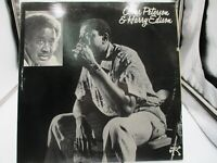 Oscar Peterson and Harry Edison LP 1975 Pablo 2310-741 Demo VG++ c VG+