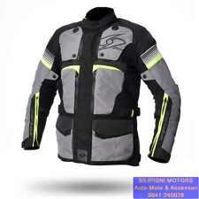 Giacca Moto SPYKE EQUATOR DRY TECNO Touring Impermeabile 4 stagioni Col. 10402