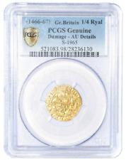 More details for edward iv quarter ryal (rose noble) - sealed/tamper proof |