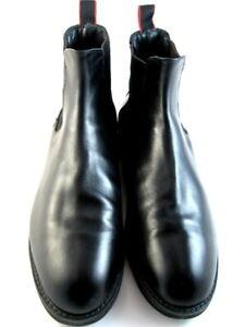 """Allen Edmonds """"Nomad"""" Men's Leather Chelsea Boots 10 D Black  (565)"""