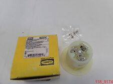 Flanged Inlet Receptacle, Hubbell Wiring Device-Kellems, HBL5378C