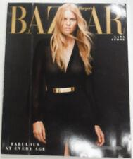 Harper's Bazaar Magazine Lara Stone Fabulous At Every Age April 2014 102914R1