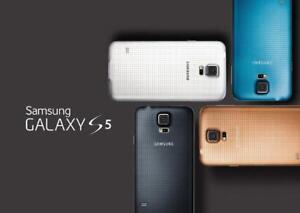 Samsung Galaxy S5 G900F/T/P/V/A/H Android 4G LTE 2GB RAM 16GB ROM