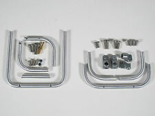 Tamiya 1/10 Aluminum Front & Rear Bumper Guard Sand Scorcher Super Champ Buggy