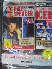 ***Bud Spencer und Terence Hill DVD Collection* Nr. 91 * 2 Fäuste für Miami-Virt
