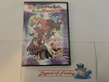 When Supernatural Battles Became Commonplace - Complete Collection DVD Set * New