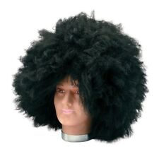 Bristol Novelty Bw477 Jumbo Hendrix Afro Wig, One Size - Wig Fancy Dress Black