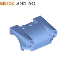1 x LEGO 93597 Capot Voiture (medium blue) Mudguard 3x4 Headlights NEUF NEW