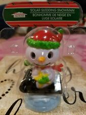 Solar Power Dancing Toys Holiday Snowman Solar Dancing Bobble Head Toys Free Shi