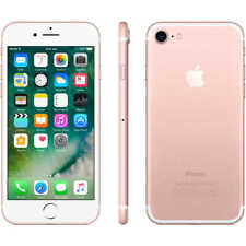 New listing New Rose Gold Verizon Gsm Unlocked 32Gb Apple Iphone 7 Smart Phone Hb74