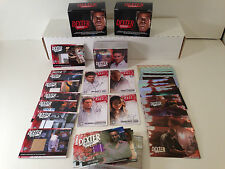 DEXTER 4 Complete MASTER CARD SET All Base, Chase Autographs Props & Costumes