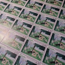 FEUILLE SHEET SELLO CUADRO PABLO PICASSO Nº3162 x30 1998 NEUF MNH