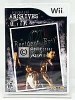 Resident Evil Archives: Resident Evil Zero - Nintendo Wii - Brand New | Factory