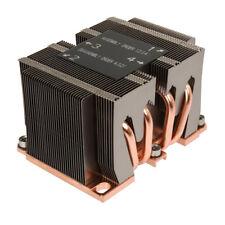 Dynatron Y517 2U Passive CPU Cooler Aluminum Heatsink Intel Socket R LGA 2011
