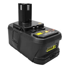 Tank P102 18 Volt One Lithium Ion Compact Battery replacement for Ryobi
