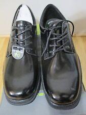 Nunn Bush Sz 11 Slip Resistant Comfortable Lightweight Black Walking Shoes NIB