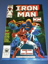Iron Man #200 Bronze age 1st Iron Monger NM- Beauty Wow