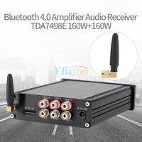 TDA7498E Ampli récepteur audio double amplificateur Bluetooth 4.0 160W + 160W