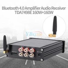 TDA7498E 160W+160W Dual-channel Bluetooth 4.0 Amplifier Audio Receiver Amp ark