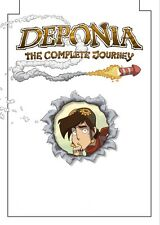 DEPONIA: THE COMPLETE JOURNEY - Steam chiave key - PC Games - ITALIANO - ROW