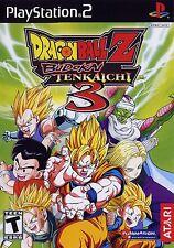 Dragon Ball Z: Budokai Tenkaichi 3 - Playstation 2 Game Complete