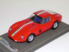 1/18 BBR Ferrari 250 GTO Press Day 1962 February 24th