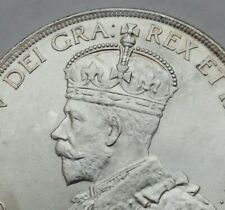 SCC Canada 1 Dollar 1936. KM#31. .800 Silver Crown 2 Florin coin. One Year Issue