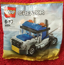 LEGO CREATOR 30024 TRUCK AGE 6-10 TOY BUILDING BRICKS NEW & SEALED BAG