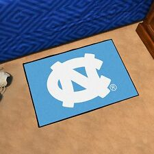 "North Carolina Tar Heels 19"" X 30"" Starter Area Rug Mat"