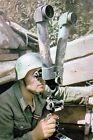 WW2 - Soldat allemand avec binoculaire