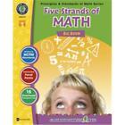 Classroom Complete Press CC3117 Five Strands of Math - Big Book