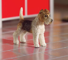 Tommy The Fox Terrier, Dolls House Miniature, Dog Pet Animal