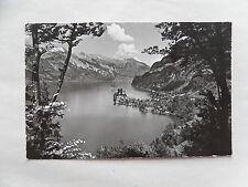 c1965/ 60s B/W Postcard. ISELTWALD - Lake Brienz/ am Brienzersee, Switzerland