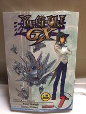 Yugioh Yu-Gi-Oh GX Vol 7 Shonen Jump Manga Sealed W/ Card