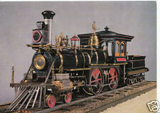 Railways Postcard - American Locomotive 1875 (Model) For The Erie Railroad  EB68