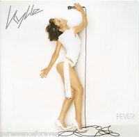 KYLIE MINOGUE - Fever (UK 12 Track CD Album)