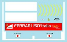 F1 DECALS MUSEUM COLLECTION D623 1/18 FOR FERRARI F150 ITALIA ADDITIONAL DECALS