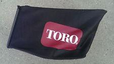"Toro 30"" Time Master Lawnmower Lawn Mower Catcher Timemaster  BAG & FRAME OEM"