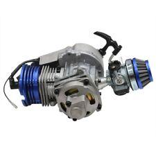 2 Stroke Engine Motor 49 47 50cc Pocket Quad Dirt Bike Pull Start ATV Go kart zu