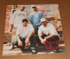 Cypress Hill Skull & Bones 2-Sided Promo 1999 Original Poster 24x24