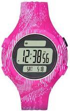 adidas Unisex 42mm Polyurethane Band Plastic Case Quartz Digital Watch Adp3187