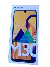 NEW SAMSUNG GALAXY M30s 4G FHD SMARTPHONE 6000mAh DUAL-SIM 4GB RAM ANDROID 9 UK