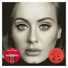 Adele 25 Deluxe Edition CD With 3 Bonus Tracks by Adele