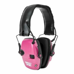 Howard Leight Impact Sport Sound Amplification Electronic Earmuff 22 NRR