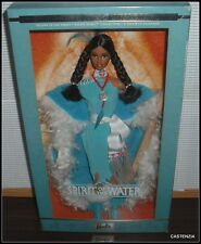NRFB BARBIE  MATTEL SECOND  IN SERIES SPIRIT OF THE WATER NATIVE AMERICAN DOLL