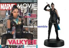 MARVEL MOVIE COLLECTION #123 VALKYRIE FIGURINE THOR RAGNAROK EAGLEMOSS